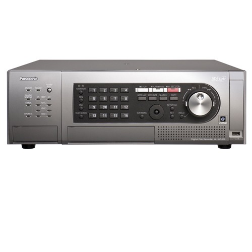 Panasonic (DVR) รุ่น WJ-HD716K/G