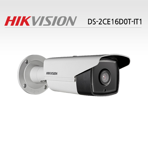 DS-2CE16D0T-IT1 HD1080PEXIR Bullet Camera