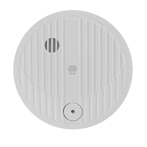 SMK-500D (WIRELESS SMOKE DETECTOR)